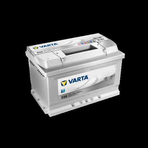 VARTA Varta Silver Dynamic E38 12V 74Ah