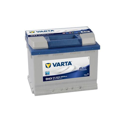 VARTA Varta Blue Dynamic D43 12V 60Ah