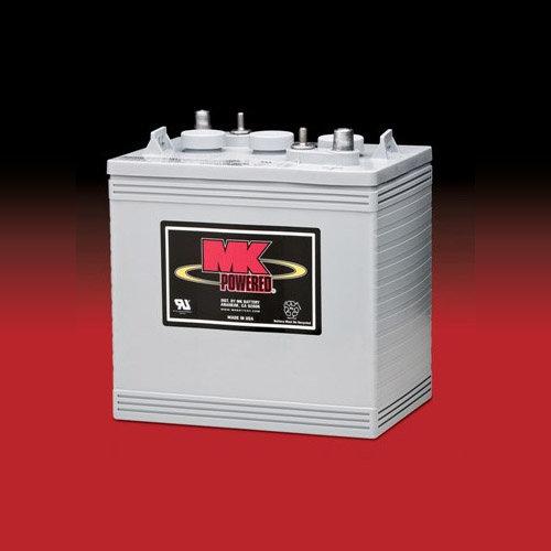 MK Battery MK 6v 180Ah 8GGC2 GEL accu