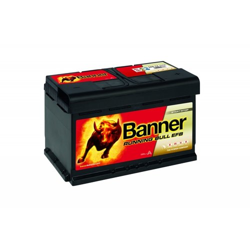 Banner Banner EFB56512 Running Bull 12v 65Ah