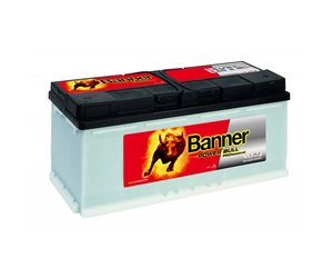Banner P10040 Power Bull 12v 100Ah (eq 600402083 Varta H3)