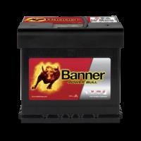 Banner Banner P4409 Power Bull 12v 44Ah