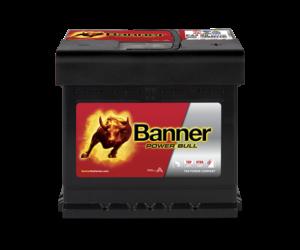 Banner P4409 Power Bull 12v 44Ah (eq 544402044 Varta B18)