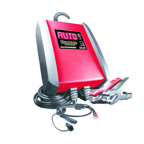 Banner Banner Accucharger 12v 6a Recovery