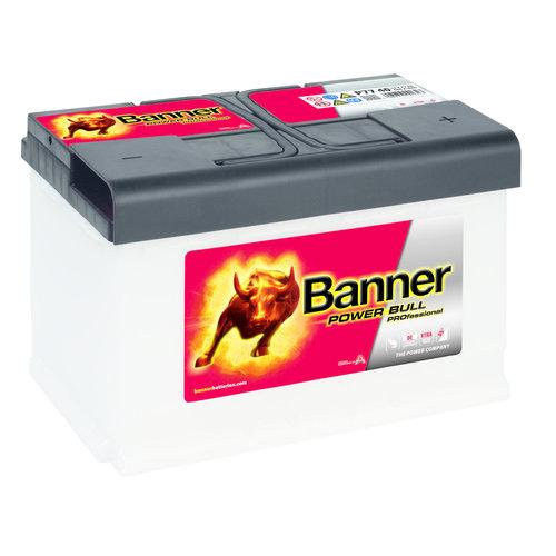 Banner Banner Power Bull Pro P7740 12V 77Ah