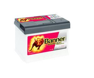Banner Power Bull Pro P6340 12V 63Ah (eq 563400061 varta D15)