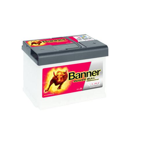 Banner Banner Power Bull Pro P6340 12V 63Ah