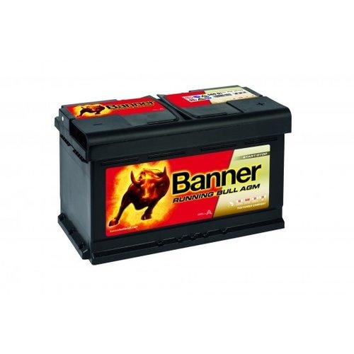 Banner Banner Running Bull AGM 58001 12V 80Ah