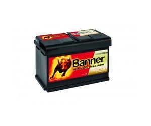 Banner Running Bull AGM 57001 12V 70Ah (eq 570901076 Varta E39)
