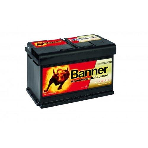 Banner Banner Running Bull AGM 57001 12V 70Ah