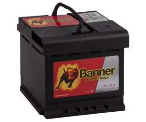 Banner Power Bull P5003 12V 50Ah (eq 552400047 Varta C22)