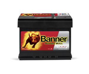 Banner Power Bull P6009 12V 60AH (eq 560409054 Varta D59)