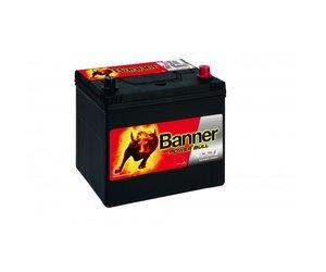Banner Power Bull P6068 12V 60Ah (eq 560410054 Varta D47)