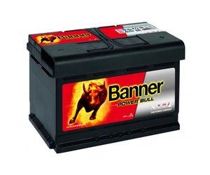 Banner Power Bull P7209 12V 72Ah (eq 572409068 Varta E43)