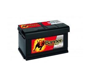 Banner Power Bull P8014 12V 80Ah (eq 580406074 Varta F17)