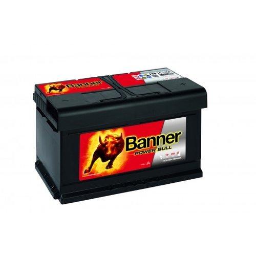 Banner Banner Power Bull P8014 12V 80Ah