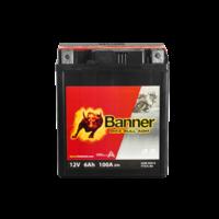 Banner  Banner Bike Bull AGM 50614 YTX7L-BS 12V 6Ah