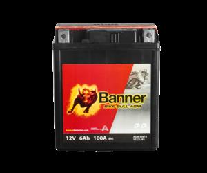 Banner Bike Bull AGM 50614 YTX7L-BS 12V 6Ah