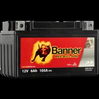 Banner Banner Bike Bull AGM 50615 YTX7A-BS 12V 6Ah