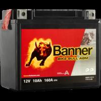 Banner Banner Bike Bull AGM 51012 YTX12-BS 12V 10Ah