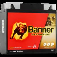 Banner Banner Bike Bull GEL 52101 GT20H-3 12V 19Ah