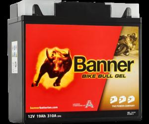 Banner Bike Bull GEL 52101 GT20H-3 12V 19Ah