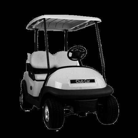 Golfkar en Trolley Accu