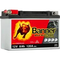 Banner Bike Bull AGM PRO 50901 YTZ10-S ETX 9 12V 8Ah
