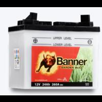 Banner Banner Garden Bull U1-9 12v 24Ah