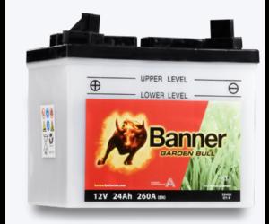 Banner Garden Bull U1-9 12v 24Ah