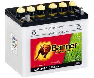 Banner Garden Bull 12N24-4 12v 24Ah