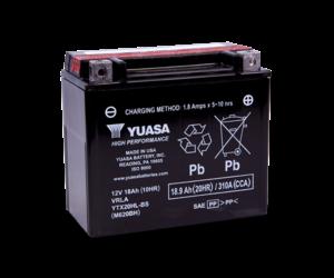 Yuasa YTX20HL-BS Combi pack 12V 18Ah COMBI PACK