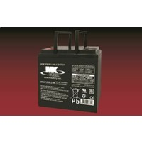 MK Battery MK 12v 55ah M55-12 SLD AGM Accu