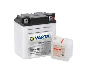 Varta 6N6-3B-1 Powersports Freshpack Accu 6V 6Ah