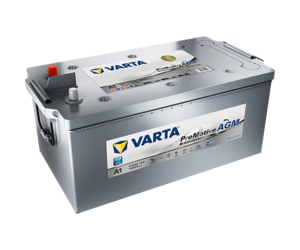 VARTA ProMotive AGM 710 901 120 A1 210Ah Accu