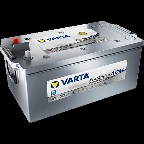 VARTA VARTA ProMotive AGM 710 901 120 210Ah A1 Accu