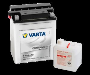 Varta Freshpack YB14-A2 12V 14 AH Accu