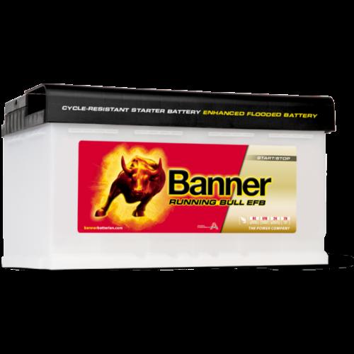 Banner Running bull EFB 58011 12V 80Ah