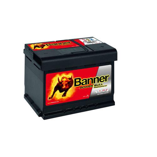 Banner Power bull pro p6342 12V 63Ah