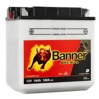 Banner Bike Bull 51615 YB16B-A1 12V 16Ah