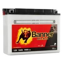 Banner Bike Bull 51616 YB16AL-A2 12V 16Ah