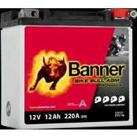 Banner Banner Bike Bull AGM PRO YTX14L-BS ETX 14L 12V 12Ah