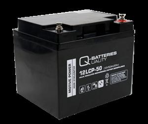 Q-Batteries 12L CP-50 12V 10Ah