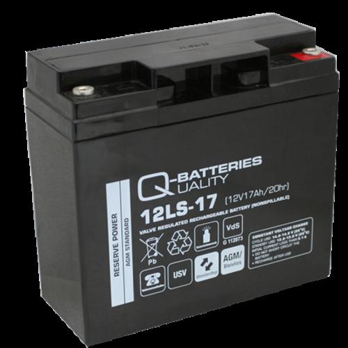 Q-Batteries Q-Batteries 12LS-17 12V 17Ah