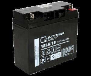 Q-Batteries 12LS-18 12V 18Ah