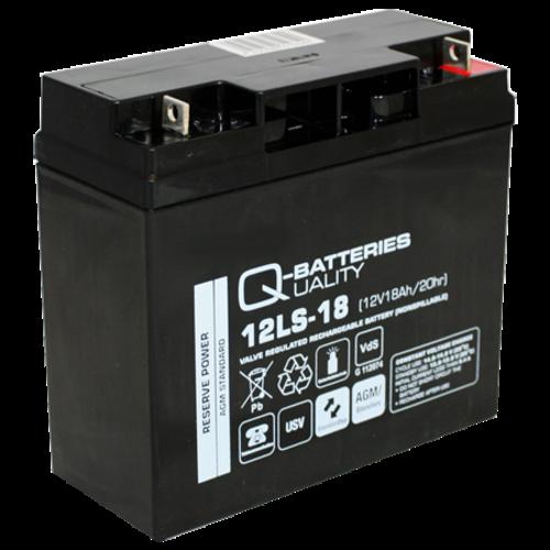 Q-Batteries Q-Batteries 12LS-18 12V 18Ah