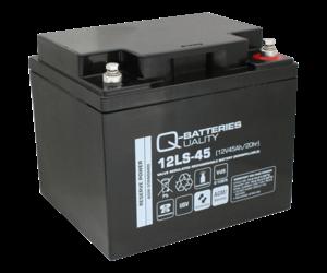 Q-Batteries 12LS-45 12V 45 Ah
