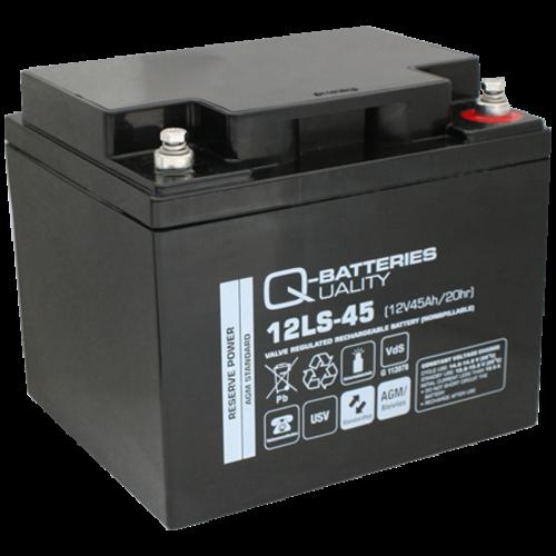 Q-Batteries Q-Batteries 12LS-45 12V 45 Ah