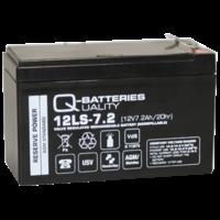 Q-Batteries Q-Batteries 12LS-7.2 12V 7.2Ah