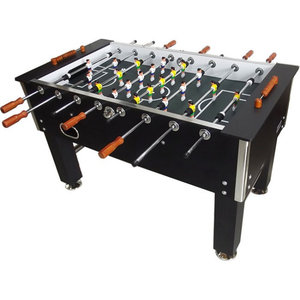 TopTable Voetbaltafel TopTable Big Black Carbon